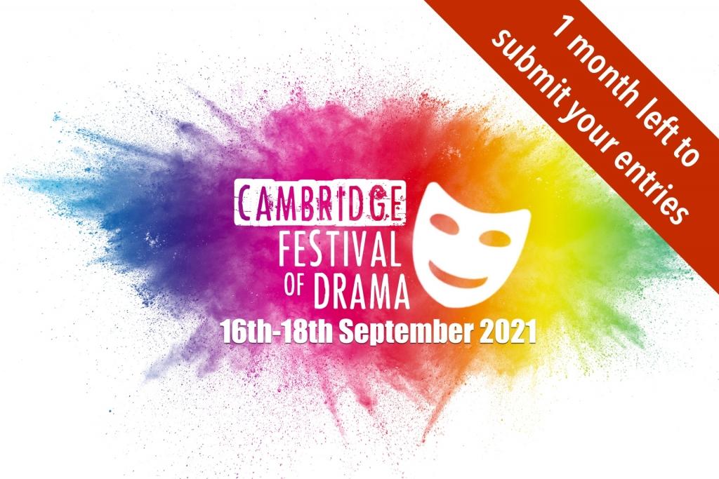 Cambridge Festival of Drama 2021